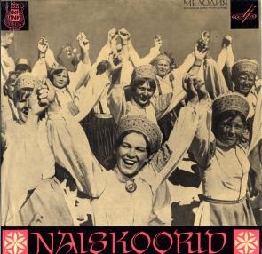LP1 Naiskoorid 1969